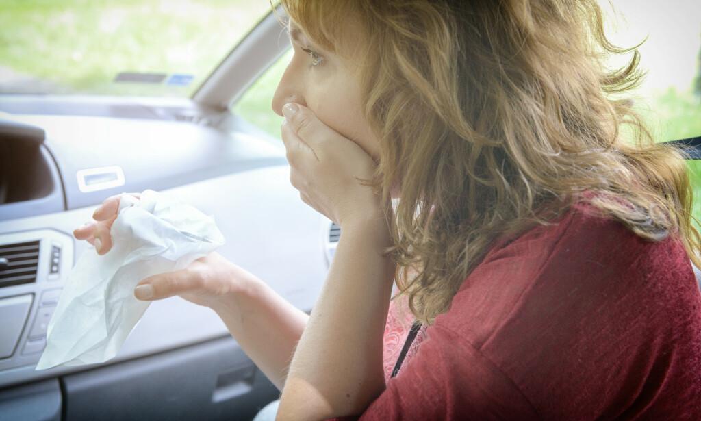 REISESYKE: Mange opplever å bli reisesyke. Heldigvis finnes det gode råd. Foto: NTB Scanpix