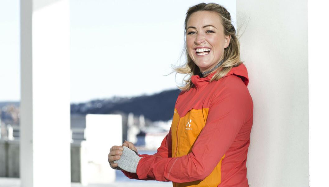 Stine Hartmann. Foto: Astrid Waller