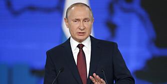 Putin advarer USA om raketter