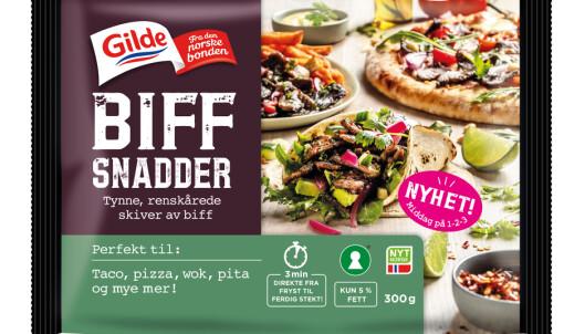 <strong>BIFFSNADDER:</strong> Renskåret biffkjøtt kan lett kombineres med andre middagsklosser.