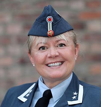 <strong>BYGGET UNDERSØKELSEN:</strong> Oberstløytnant Lena Kvarving. Foto: Torbjørn Kjosvold / Forsvaret