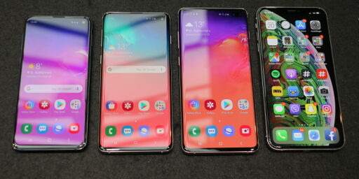 image: Samsungs nye toppmodell kommer i fire utgaver