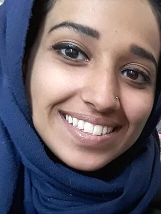 OPPFORDRET TIL TERROR: I løpet av årene i Syria oppfordret Hoda Muthana gjentatte ganger til drap og terror i USA og mot amerikanske statsborgere. Foto: Handout / AP