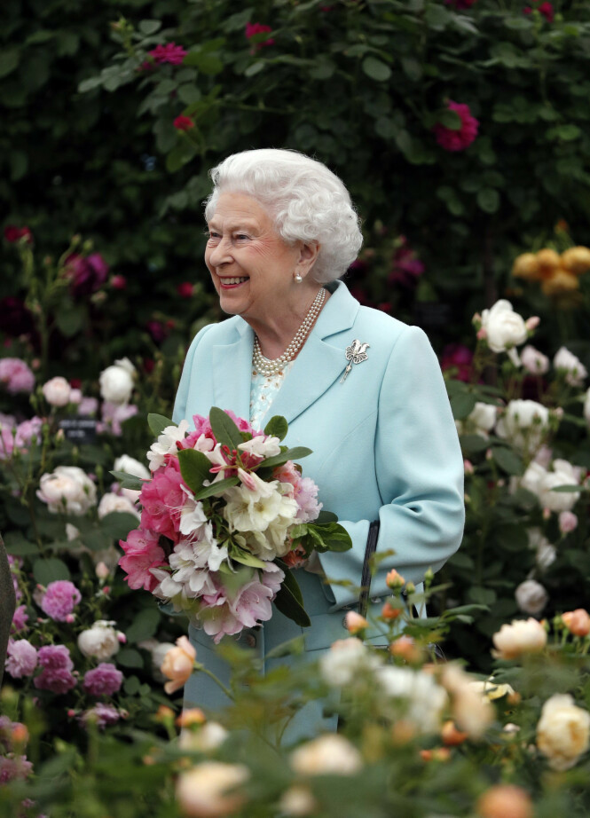 Dronning Elizabeth. Foto: Scanpix