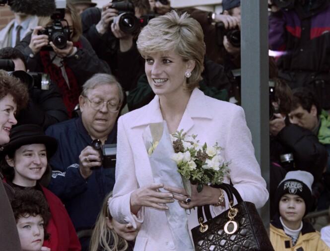 Prinsesse Diana. Foto: Scanpix