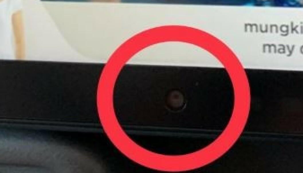 Reisende oppdaget små kameraer i seteryggene