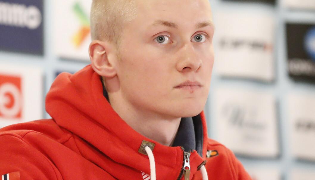 VM-håp: - Folk kaller meg John Arne Riise