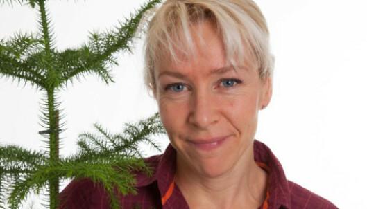 <strong>PLANTEEKSPERT:</strong> Kari Brekke ved Mester Grønn. Foto: Mester Grønn.