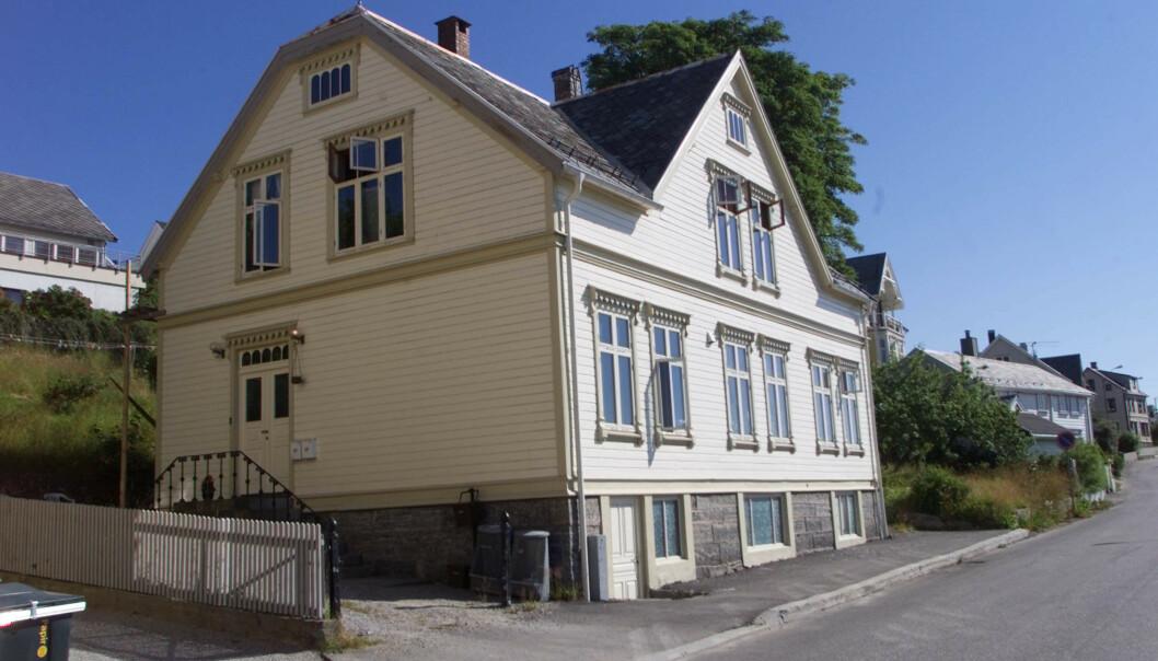 ØKONOMISK STØTTE: Sjekk om du kan få støtte til å pusse opp huset. Foto: Morten Holm.