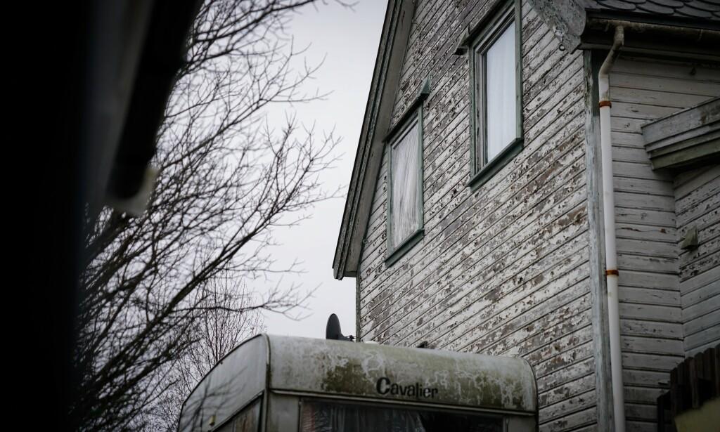 SKUTT PÅ ROMMET: I 1998 ble den nå drapssiktede 48-åringen skutt av politiet på rommet sitt. Foto: Øistein Norum Monsen / Dagbladet