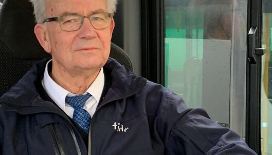Geir fikk fast jobb som 63-åring: - Vær frempå når du søker jobb