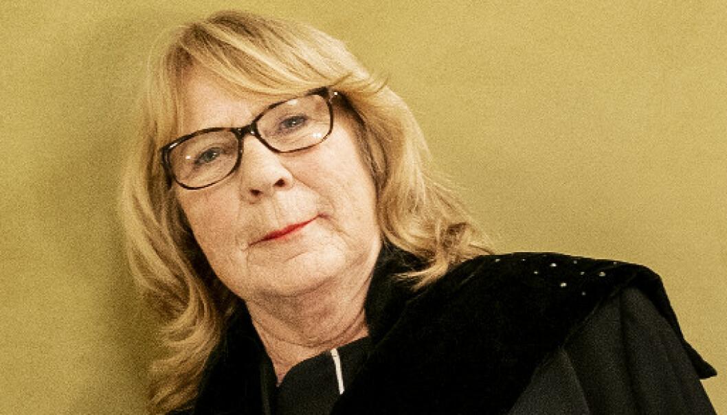Anne Grosvold om moren: - Hun sa jeg var stygg