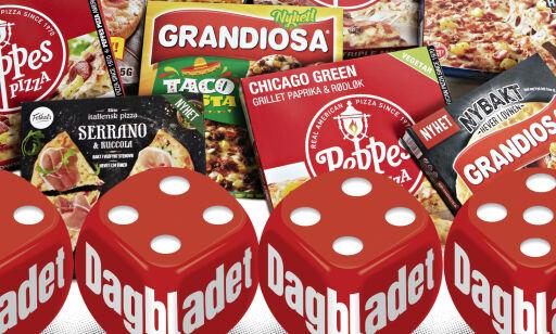 image: Klar vinner i pizzatest: - I en klasse for seg