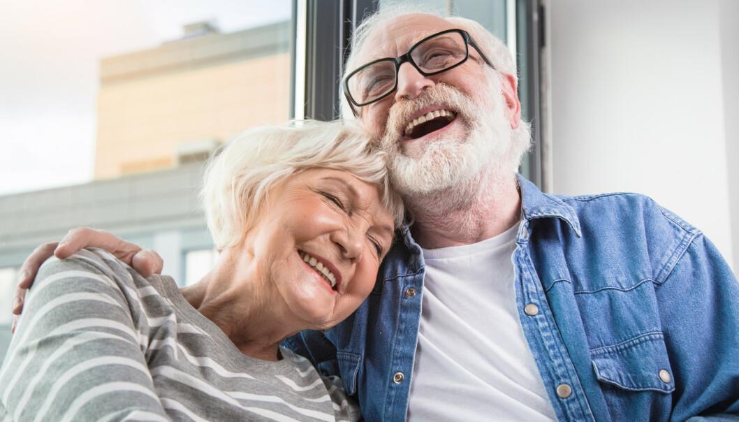 USIKKER ÅRSAK: En grunn til at kvinner og menns hjerner eldes litt forskjellig er hormonet østrogen. Samtidig ses forskjellen både før og etter menopausen hvor produksjonen av østrogen synker. FOTO: NTB Scanpix