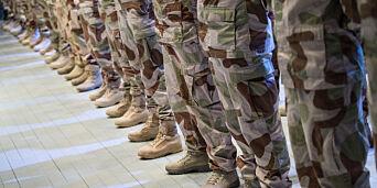 image: En ukultur i Forsvaret som Forsvarssjefen må erkjenne