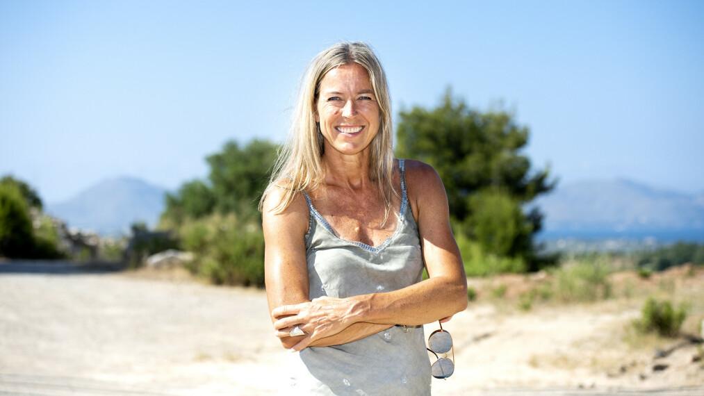 <strong>- FLAKS:</strong> Hanne Haugland endte til slutt en tredjeplass i den tiende sesongen av «Mesternes mester». 51-åringen mener hun har lagt ned en god innsats, men at hun også har hatt litt flaks. Foto: John T. Pedersen / Dagbladet