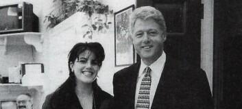 Utroskapsannonsen som var med på å redde Clinton