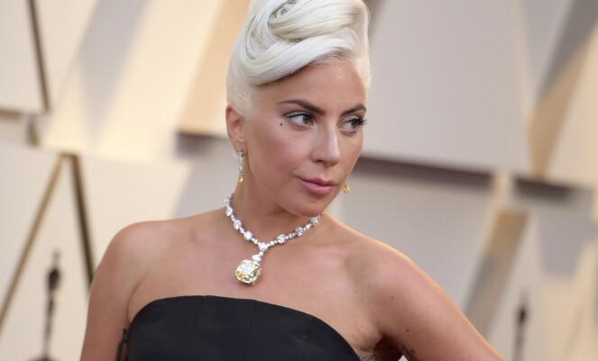 <strong>DYR LUKSUS:</strong> Gagas diamant koster en formue. Foto: NTB scanpix