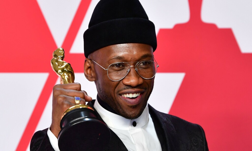 "DEMPET: Mahershala Ali vant Oscar for sin rolle i ""Green Book"", filmen som også vant Oscar for beste film. Foto: Fredrick J. Brown / Afp / Scanpix"
