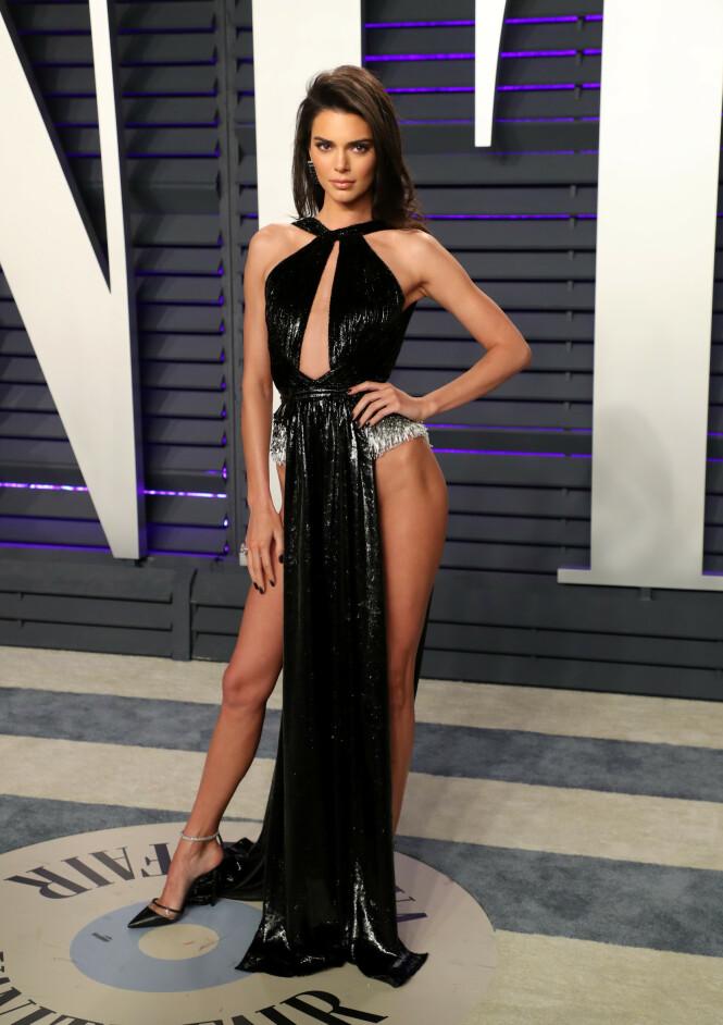 Kendall Jenner. Foto: Scanpix