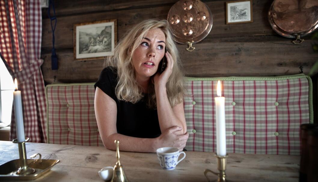 <strong>SERIESKAPER:</strong> Julie Andem er kvinnen bak NRKs enorme suksess «Skam». Dagbladet har undersøkt hvor mye penger NRK tjener på å selge serien. Dette bildet er tatt i en annen sammenheng. Foto: Anders Grønneberg / Dagbladet