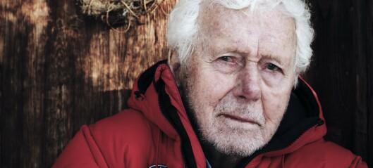 Toralv Maurstad (92) om dametilbudene: - Jeg greide ikke si nei