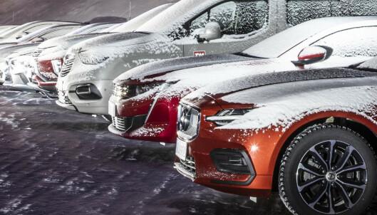 Test av 15 biler: Dette er den beste vinterbilen