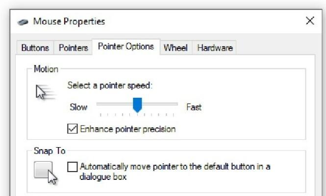 KONTROLLPANELET: Inne på kontrollpanelet kan du endre på innstillinger.