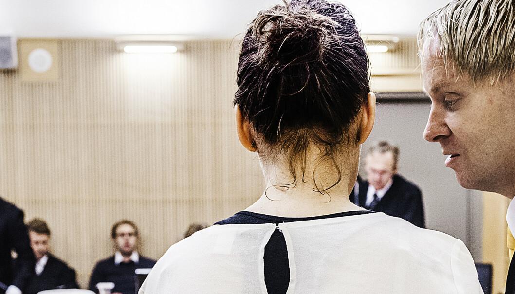 Sjubarnsmor (43) dømt til 21 års forvaring