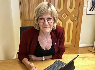 VIL HA STATLIG REGULERING: Stortingsrepresentant Karin Andersen mener det er sårt behov for statlig regulering i disse regelverkene. Foto: Gunnar Ringheim / Dagbladet