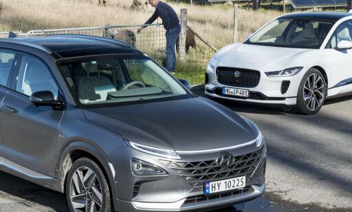 image: Elektrisk bil på to helt forskjellige måter