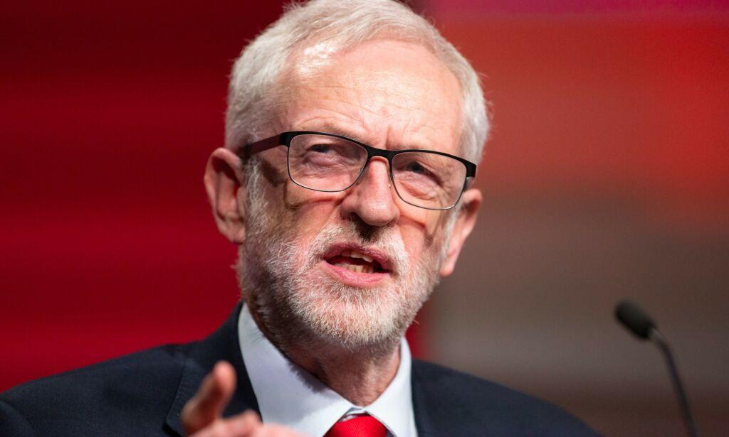 image: Corbyn åpner for en ny folkeavstemning