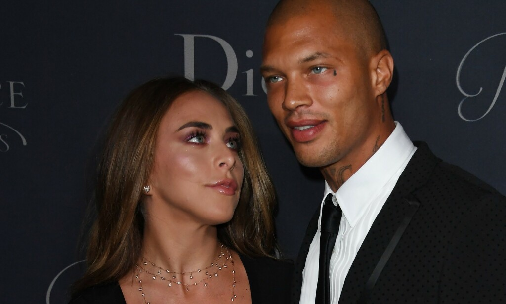 GIRLS: Jeremy Meek and Chloe Green are renowned couple. Picture: NTB Scanpix