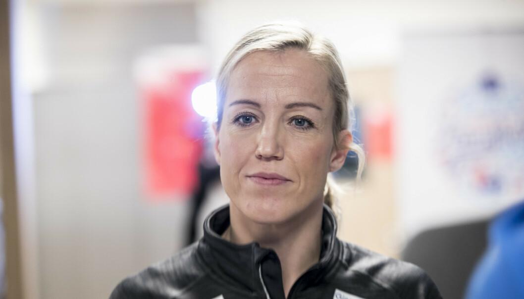 <strong>USIKKER:</strong> Hun skulle egentlig dratt til Larvik etter sesongen. Nå vet hun ikke hva som skjer. Foto: Vidar Ruud / NTB scanpix