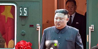 image: Trump og Kim-enes DNA