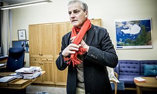KRITISK: Jonas Gahr Støre taper tillit i egne rekker, viser partimålingen Ipsos har gjort for Dagbladet i februar. Foto: Christien Roth Christensen/Dagbladet