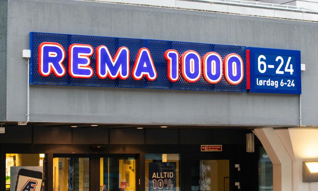 <strong>VEKSTVINNER:</strong> Rema 1000 vokste mest av kjedene i fjor. Illustrasjonsfoto: Audun Braastad / NTB scanpix