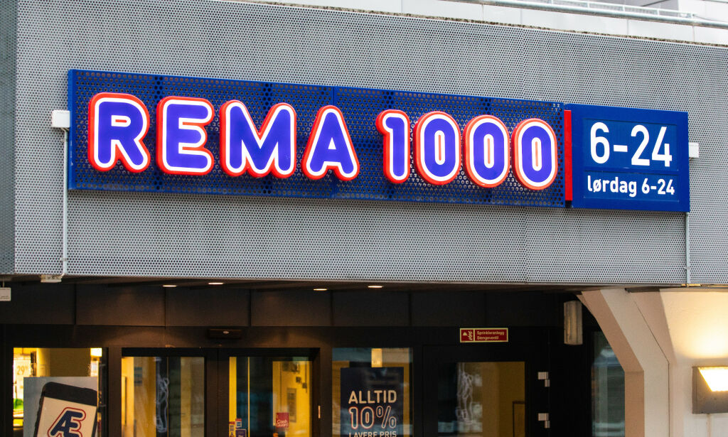 image: Smell for Rema 1000