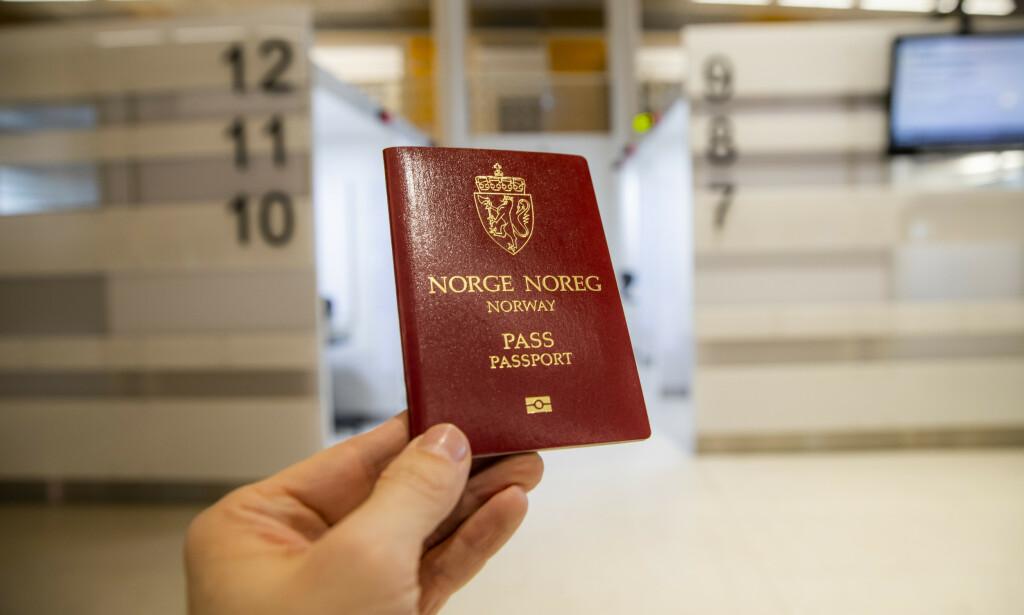 Nye rutiner skal hindre passkøer i framtiden, lover konstituert politidirektør Håkon Skulstad. Foto: Håkon Mosvold Larsen / NTB scanpix