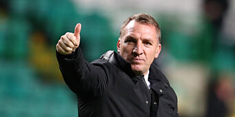 image: Brendan Rodgers klar for Leicester