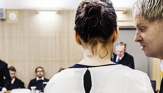 Drapsforsker vil ha debatt: - Har hun fått makstid fordi hun er kvinne?
