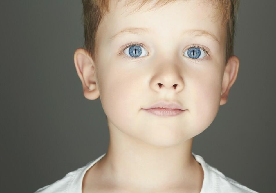 BARN SOM STAMMER: Stamming eller stotring er ikke uvanlig i barneårene, spesielt hos barn i alderen to til fem år. FOTO: NTB Scanpix