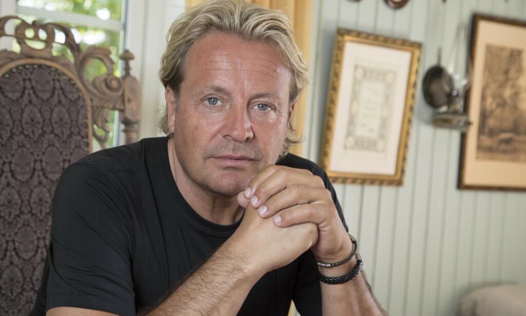 HÅPER Å BLI FRIKJENT: Tv-profil Runar Søgaard (51) har anket fengselsdommen. Foto: Morten Eik / Se og Hør