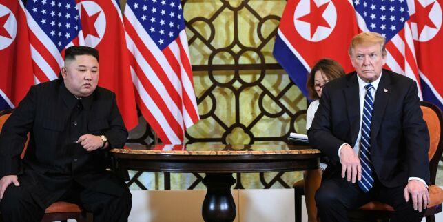 image: Ingen avtale mellom Trump og Kim - toppmøte avbrutt