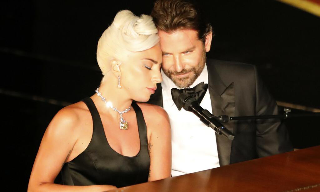 HETT: Denne duetten satte virkelig fyr på nettet. Foto: NTB scanpix