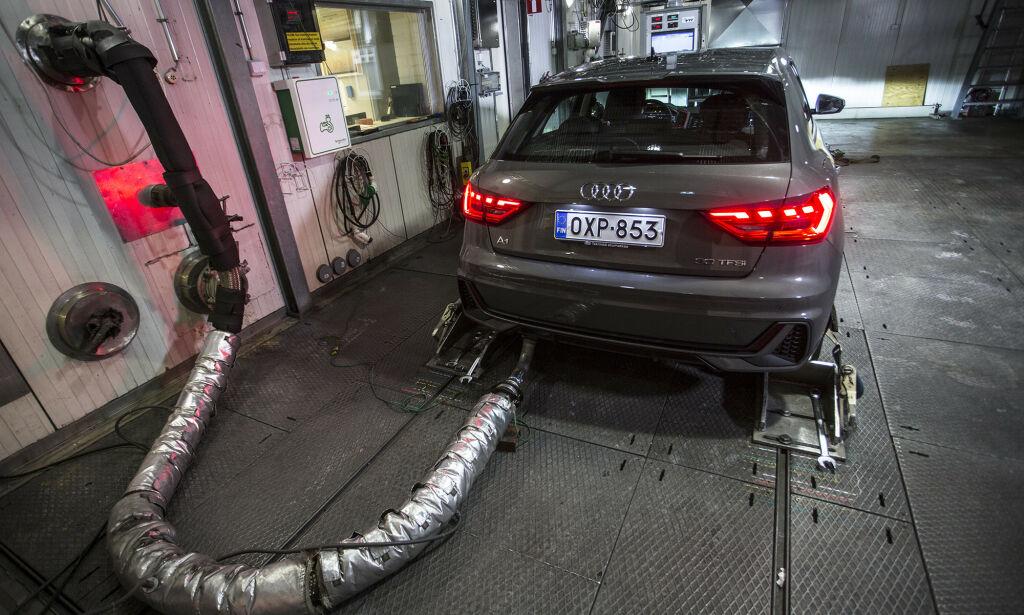 image: Oppsiktsvekkende tall for nye dieselbiler