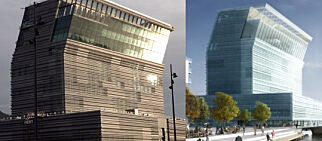 image: Arkitekt: - Jeg vil si at Munchmuseet suger