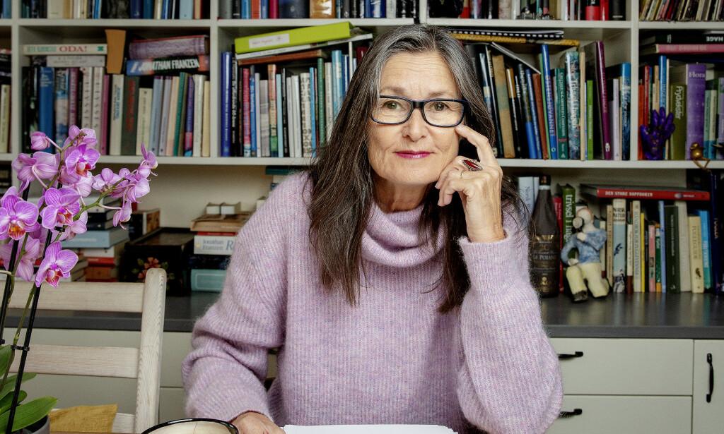 SOM SIN MOR: I Sissel Grans nye bok «Inni er vi alltid unge» skildrer hun scener fra eget liv hvor hun stadig oppdager at hun blir mer lik sin egen mor. FOTO: Agnete Brun