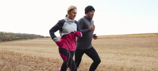 Kondisjonstrening kan halvere risikoen for hjerteinfarkt