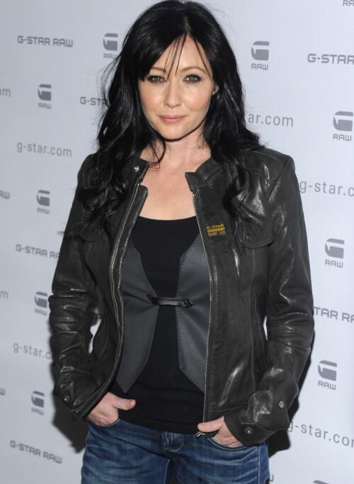 <strong>BRENDA:</strong> Shannen Doherty spilte rollen som Brenda Walsh i serien, og ble kjent som en kranglefant. Foto: NTB Scanpix